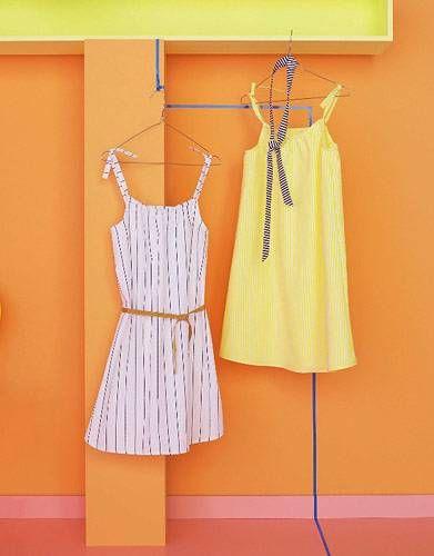 Sommer-Accessoires: Anleitung für das Sommerkleid