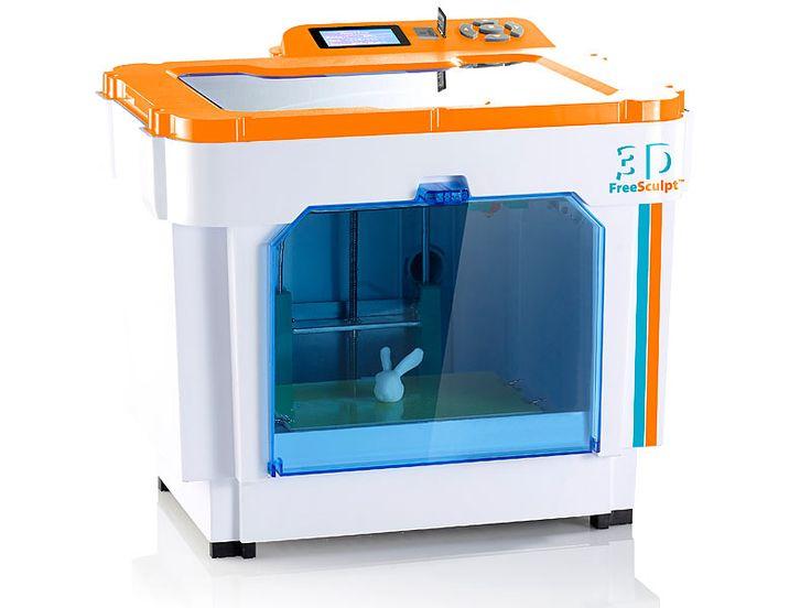 FreeSculpt 3D Drucker EX1 Plus inkl. 3D Bearbeitungs Software