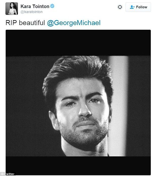 Elton John leads the tributes to George Michael after he dies aged 53