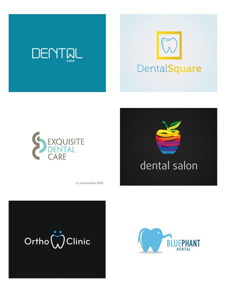 dental 30 Dental Logo Design Inspiration