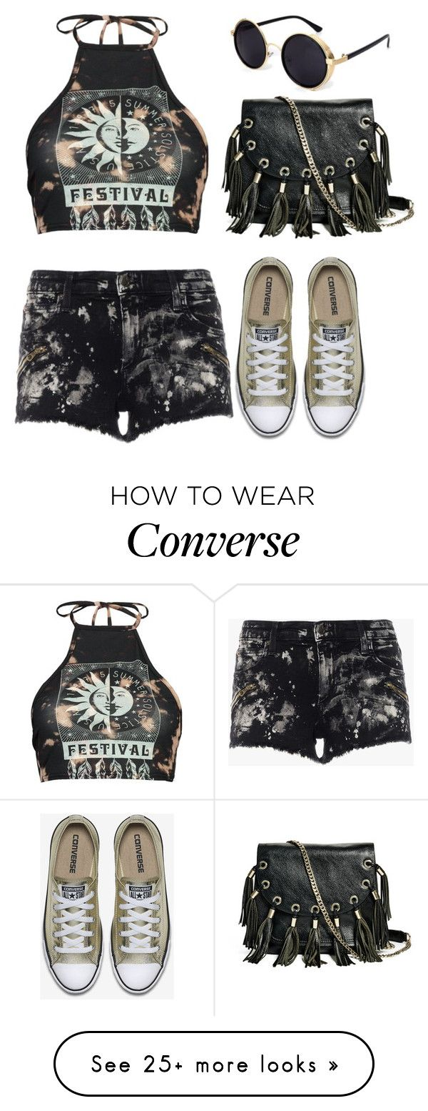 """""""FESTIVAL TIME"""" by chrylpeterman on Polyvore featuring Boohoo and GUESS by Marciano"""
