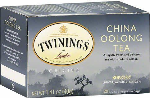 Twinings is a world-famous tea brand that has been in business since 1706 and the oolong tea from#Twiningslives