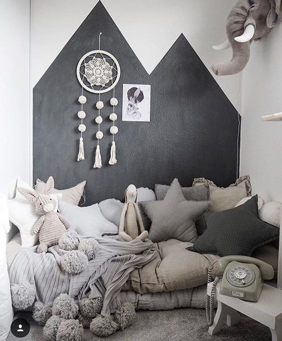 Kids bedroom ideas that will burst any children's creativity!
