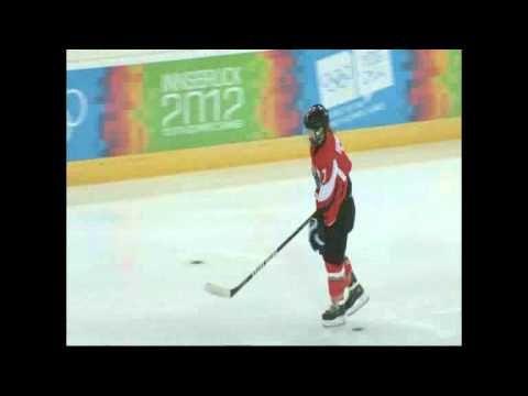 Z@ppsport - Jeugd Olympische Spelen 2012 - IJshockey
