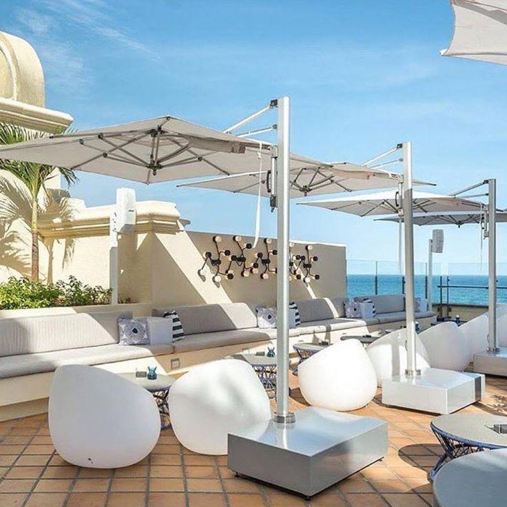 #TUUCI umbrellas bringing a stylish accent to Catalonia Santi Domingo via @casaandresort, Terraluz  #TUUCI #tuuciumbrella .  .  .  .  .  #outdoorliving #outdoordesign #outdoordecor #tuucishade #shade #umbrella #design #interior #decor #luxury #luxurylife #luxuryliving #lifestyle #color #modern #beach #summer outdoordesigns #quality #out #interiordesign #luxurylifestyle #decor #outdoor #colorful #summer #outdoorliving #sun #umbrella #design #style #cute