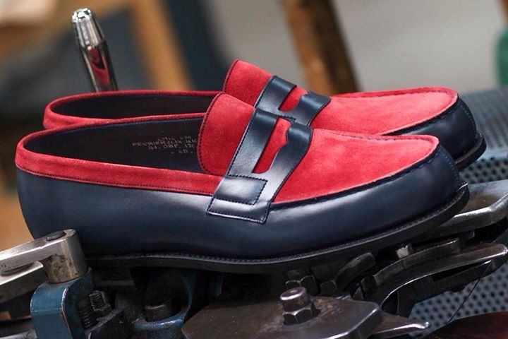 JM WESTON The iconic 180 loafer