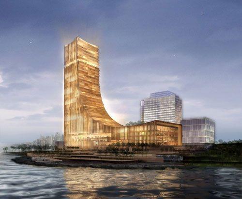 Taj Hotel Competition Entry in Mumbai, India – Yazdani Studio