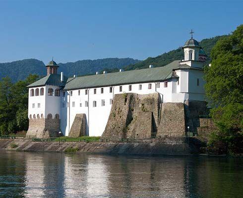 Mănăstirea Cozia 1386, Olt river, Romania