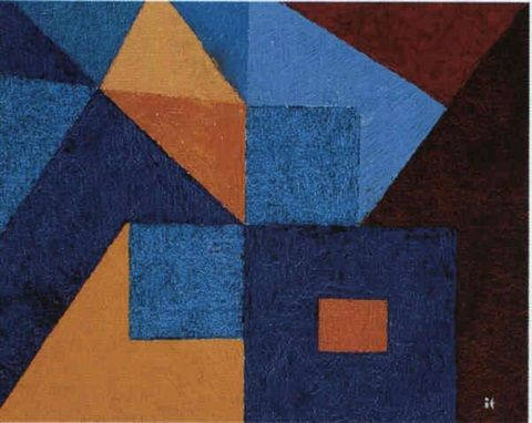 Komposition by Ingegerd Torhamn