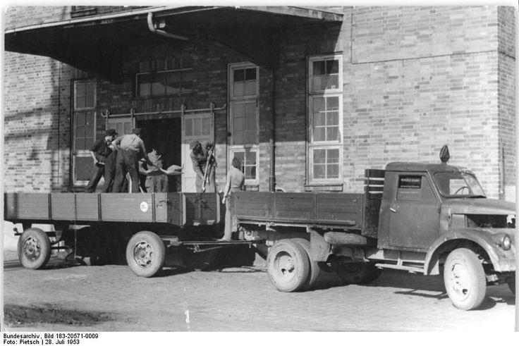 GAZ-51 http://www.app-in-die-geschichte.de/document/45754 VEAB Rostock…