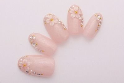 桜ネイルの画像 | ネイルルージュの店長ブログ