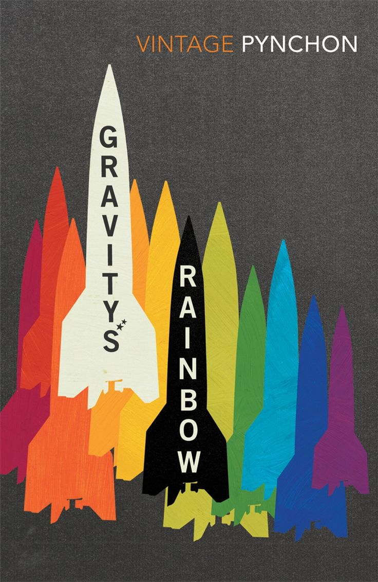 """There is nothing so loathsome as a sentimental surrealist."" Thomas Pynchon - Gravity's Rainbow"