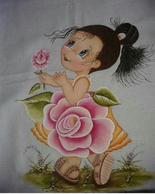 niña rosa 3