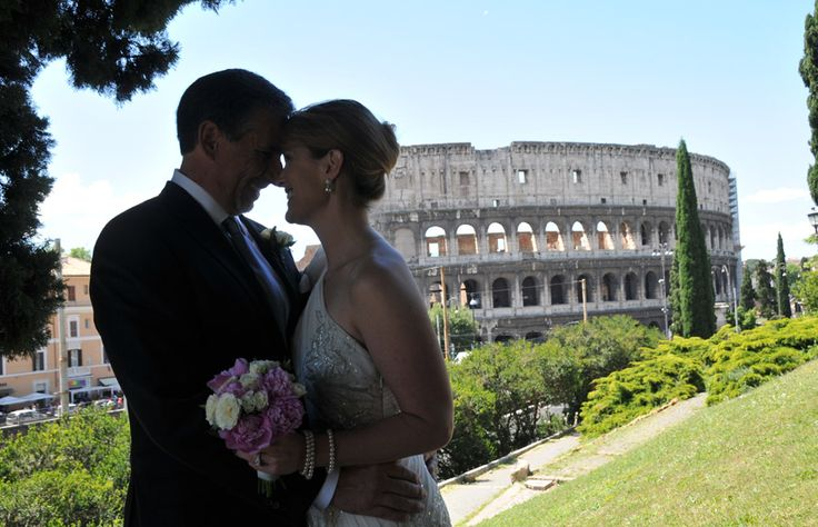 Famous Rome Sights – Beautiful backdrops for your wedding photography
