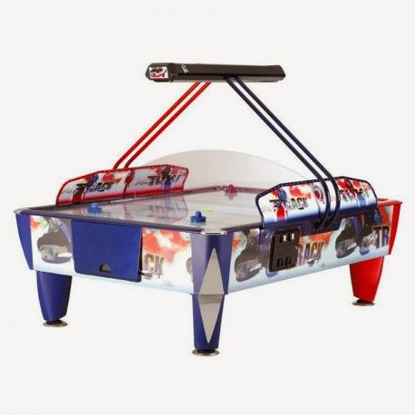 Air-hockey Fast track - 4 joueurs - 5 590,00 €  #Jeux #Airhockey