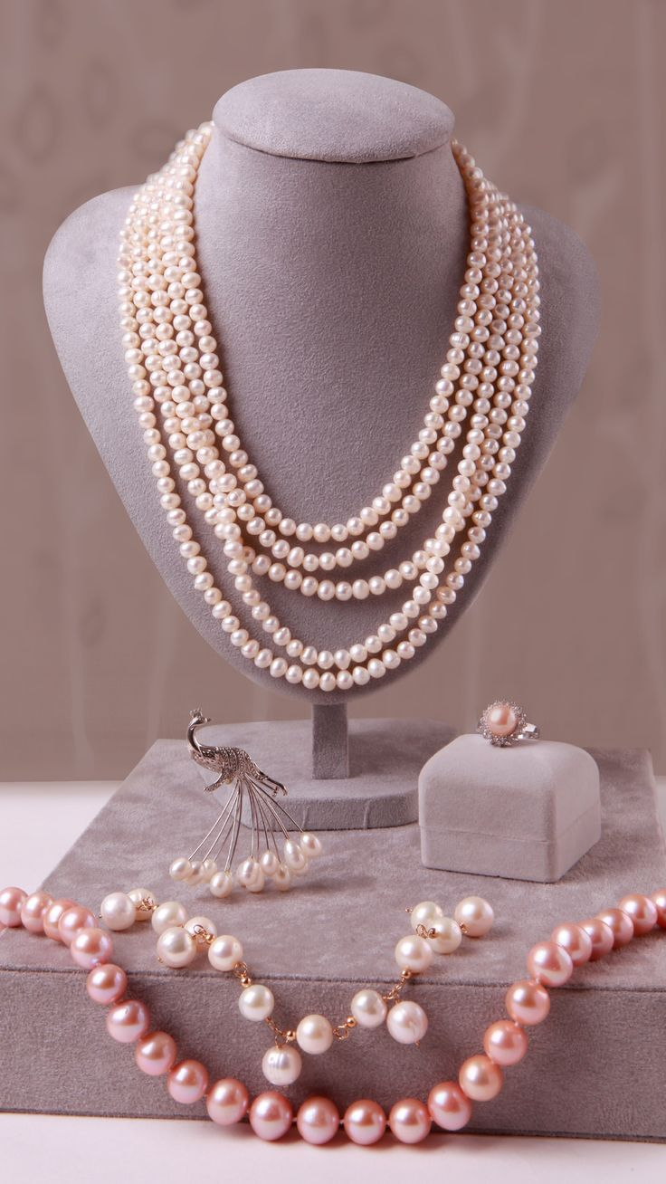 A Woman Needs Ropes And Ropes Of Pearls Philippine Pearls
