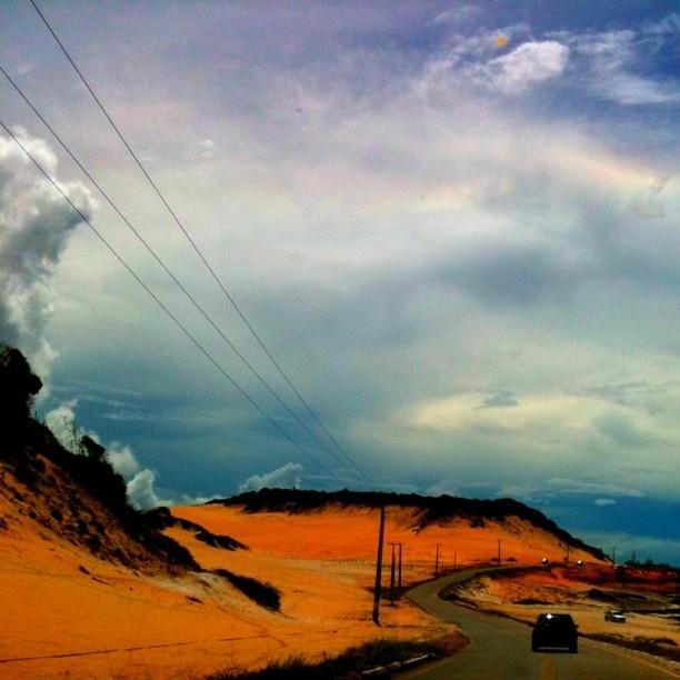 Timbau do Sul, Rio Grande do Norte, Brasil. Via Taíssa Costa.