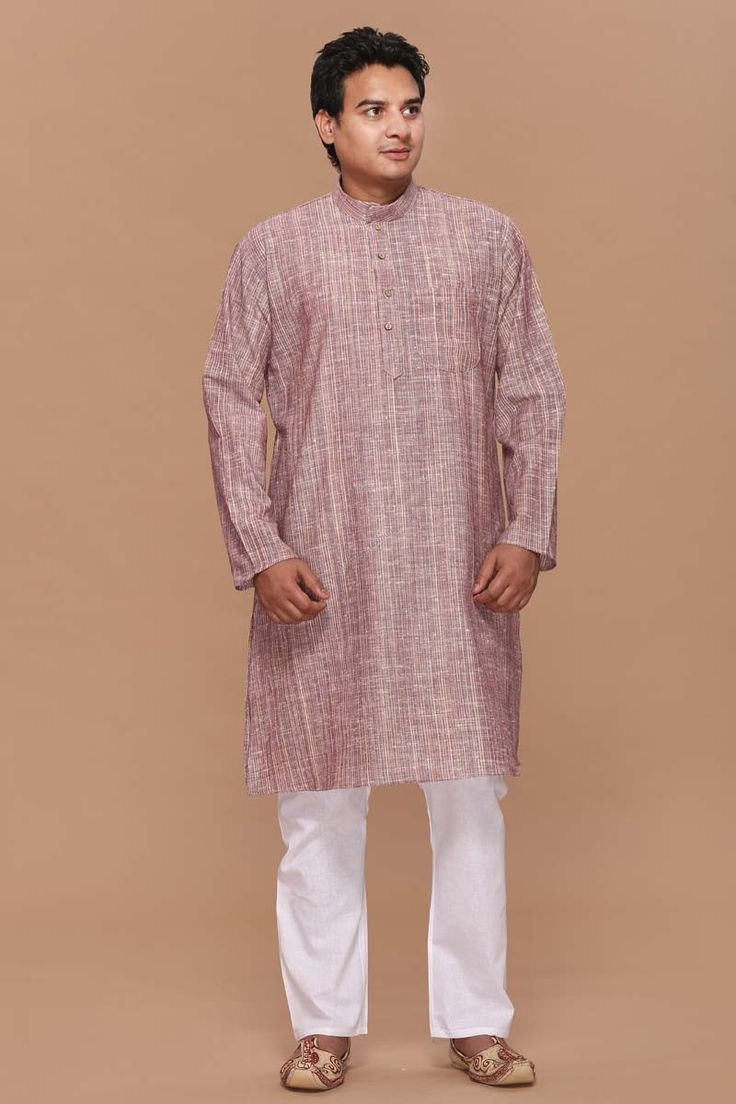 Andaaz Fashion present new arrival Brown Mens Kurta with Churidar on Eid-Utsav with price $24.59. All Collection are now in our online store in Philadelphia America. http://www.andaazfashion.us/brown-mens-kurta-with-churidar-5071.html
