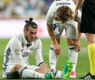 Blog Esportivo do Suíço:  Real confirma lesão e Bale não deve jogar semi da Liga dos Campeões
