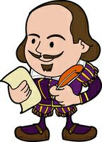 This site has several interactive links that allow students to learn more about Shakespeare. They can take a quiz on Shakespeare, they can do a Shakespeare code word activity, and a Shakespeare word search. I would have my students check this site out at the beginning of a unit of Shakespeare, and then again at the end to see how much their knowledge of Shakespeare has grown.