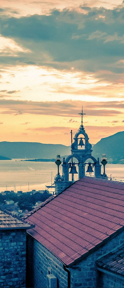 Tivat, Montenegro. Tivat is a coastal town in southwest Montenegro, located in the Bay of Kotor. With bobbing super yachts, a posh promenade and rows of elegant edifices, visitors to Tivat could be forgiven for wondering if they're in Monaco or Montenegro.