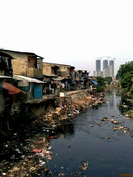 another part of Jakarta.