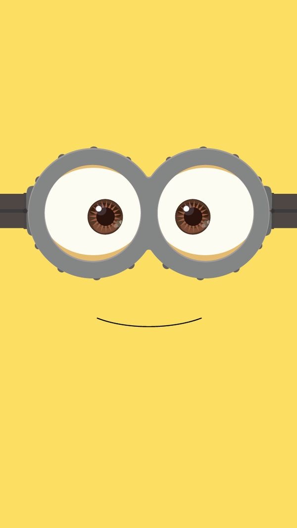 A Minion [iPhone 5 iOS7] by KevinConsen on deviantART