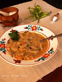 POVESTI CULINARE: Supa de fasole verde - Zama de Pastai