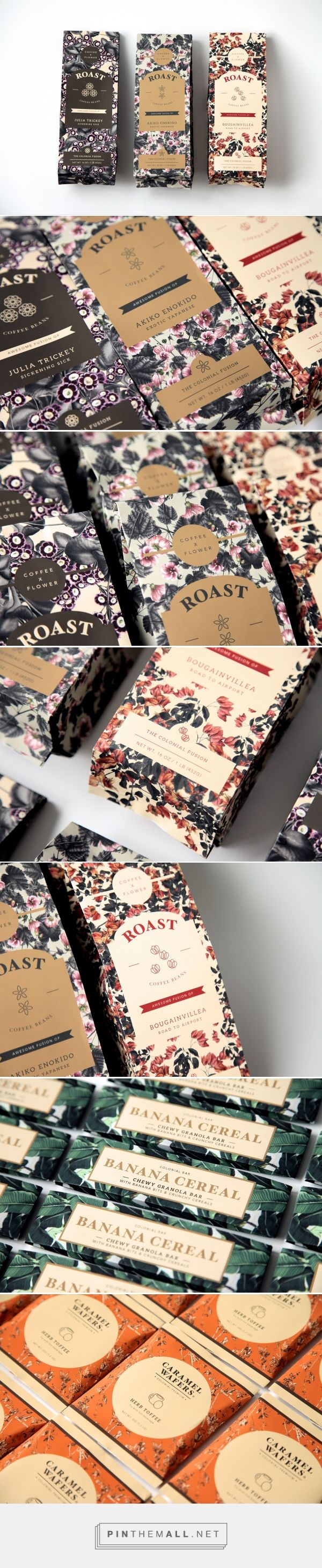 Come Fly Away With me Brand Coffee and Snack Packaging by Warren Tey | Fivestar Branding Agency – Design and Branding Agency & Inspiration Gallery