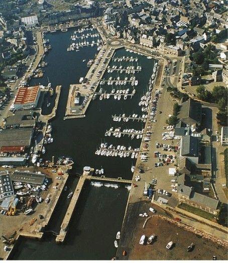 Port de Paimpol...22..Bretagne