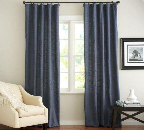 25+ beste ideeën over gardinen für schlafzimmer op pinterest