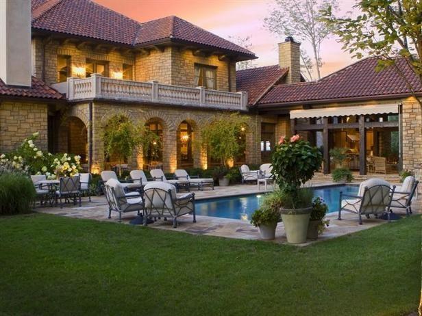 Alan Jackson's home | Dream Home | Pinterest | Home, Pools ...