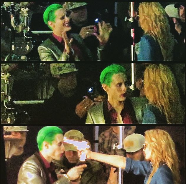 Suicide Squad- The Joker and Harley Quinn