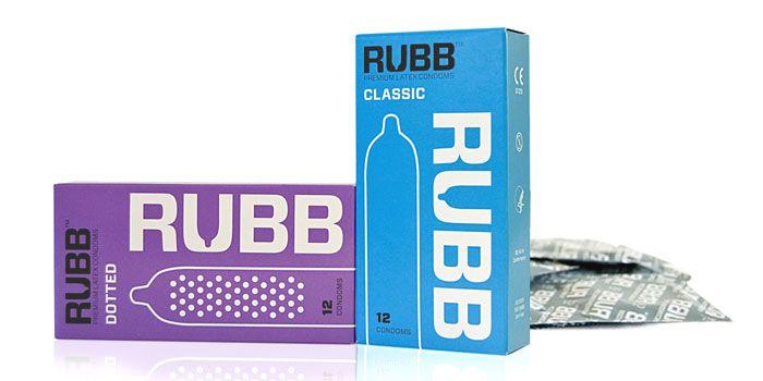 RUBB condoms  so simple so sex
