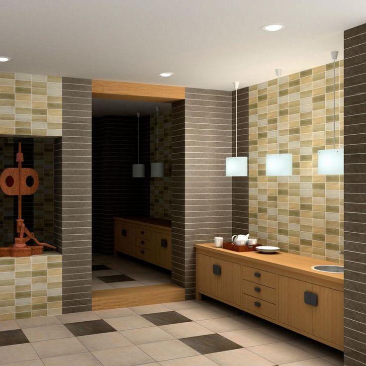 Renew Bathroom Tiles: 1000+ Ideas About Mosaic Tile Bathrooms On Pinterest