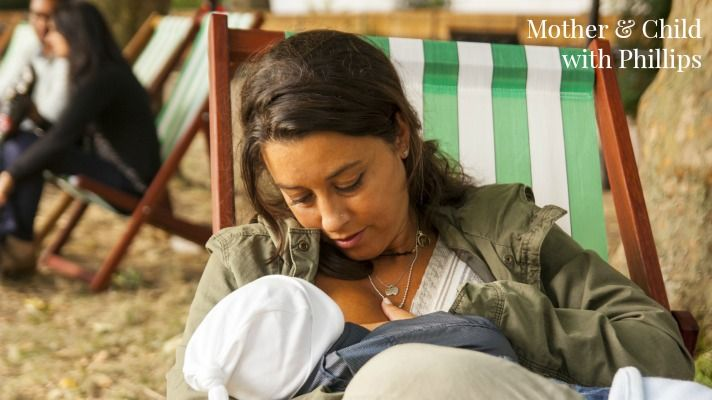 Breastfeeding in public - making YOU comfortable