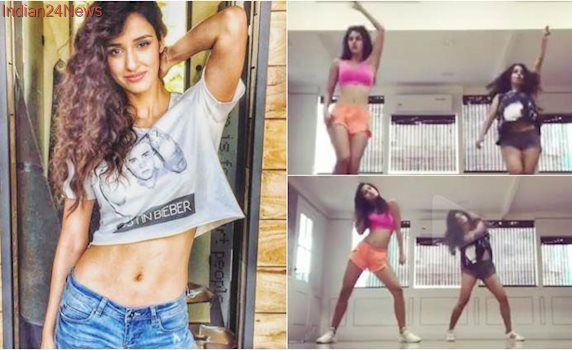 Disha Patani has the perfect rhythm as she dances to Beyonce's number, watch video