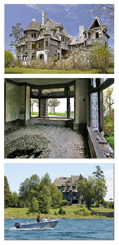 Confira 7 mansões abandonadas e muito assustadoras