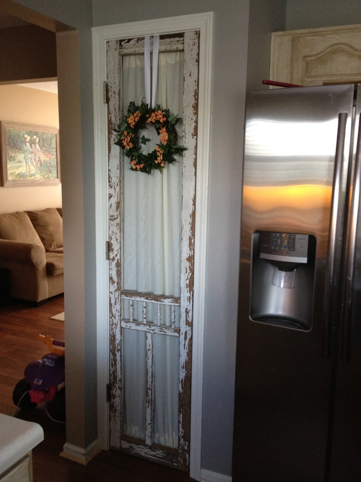 112 Best Images About The Old Screen Door On Pinterest