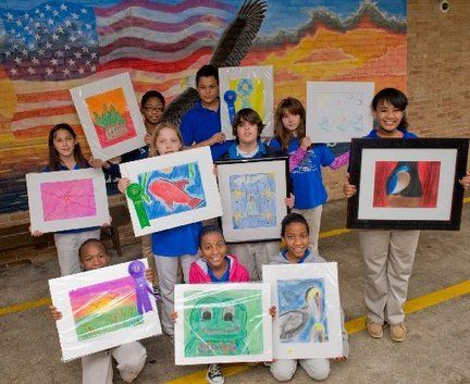 Artistic talents being nurtured at Carolyn Park Middle School in ...