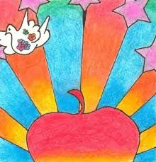 Image result for Peter Max Art