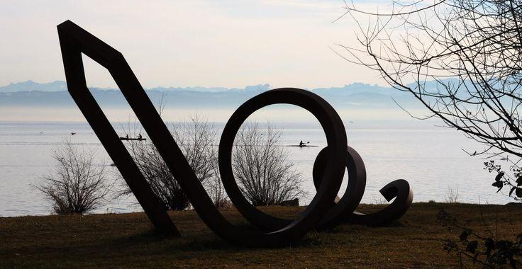 Symbiose aus Kunst und Sport am Bodensee