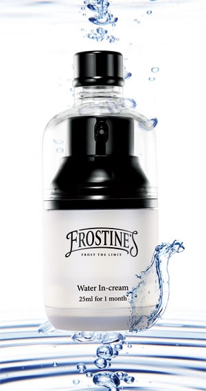 Ice Cosmetic?  Icemetic!  Just Frostine~
