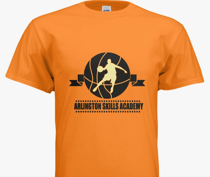 easily customize tees for your basketball team camp or tournament with an easy - Basketball T Shirt Design Ideas