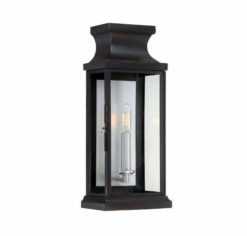 Savoy House Brooke Black Outdoor Wall Mount Lantern by Savoy House. $178.00. The Savoy House Brooke lantern has sleek clean lines. The classic Black finish is accentuated by a silver reflector which adds sophisticated polish to this exterior group. 5-5910-BK. Save 33% Off!