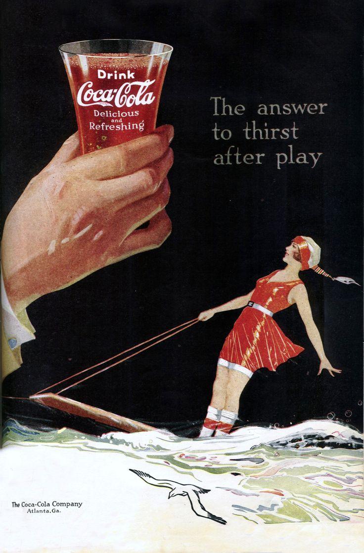 Coca-Cola 1922