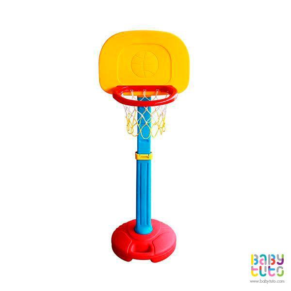 Aro de basketball ajustable, $24.990 (precio referencial). Marca Kidscool: http://bit.ly/1RMDSXh