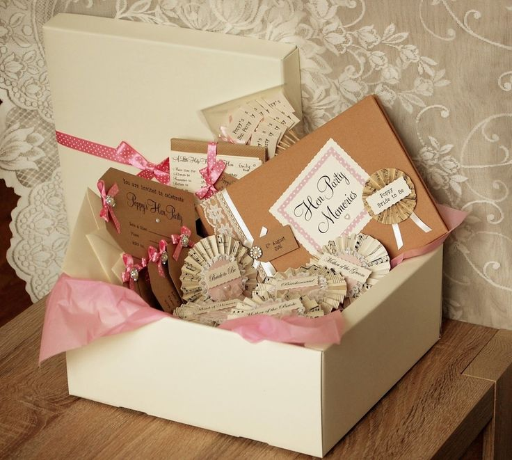 By the time of the #henparty, you'll have probably chosen #wedding favors for your guests, presents for your in-laws, gifts for #bridesmaids – and it's then that the question hits you: should you also buy gifts for your #hens? Or is that one expense too far?