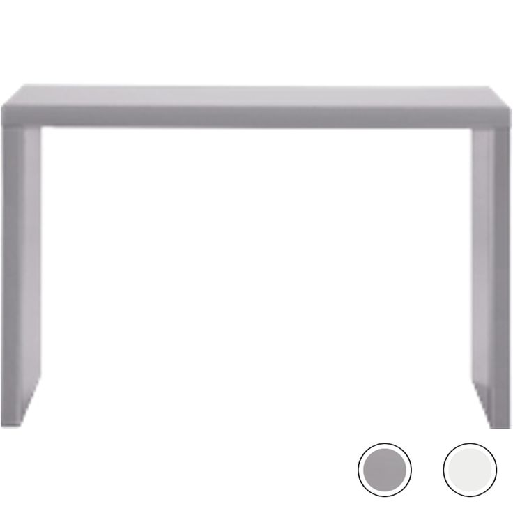 Bramante Large Console Table, Grey from Made.com. Make a bold, contemporary statement with this small console table. Perfect for making the most out..