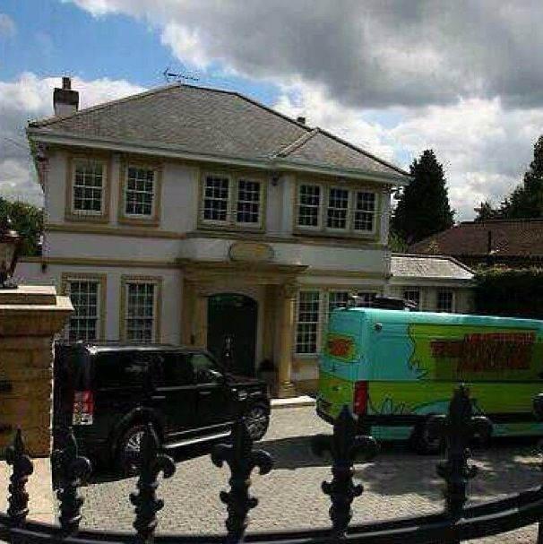 Louis Tomlinson house in